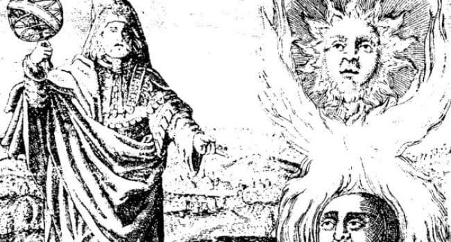 Smaragdna ploča - jedan od najstarijih alkemijskih tekstova