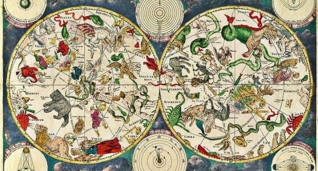 Astrologija - proučavanje položaja i kretanja nebeskih tijela