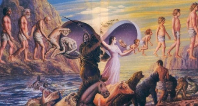 Reinkarnacija - ponovno utjelovljenje